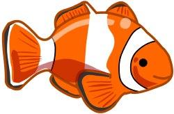 Clownfish Clip Art-Clownfish Clip Art-4