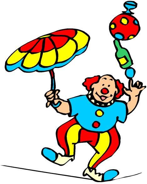 Clowns clip art-Clowns clip art-8