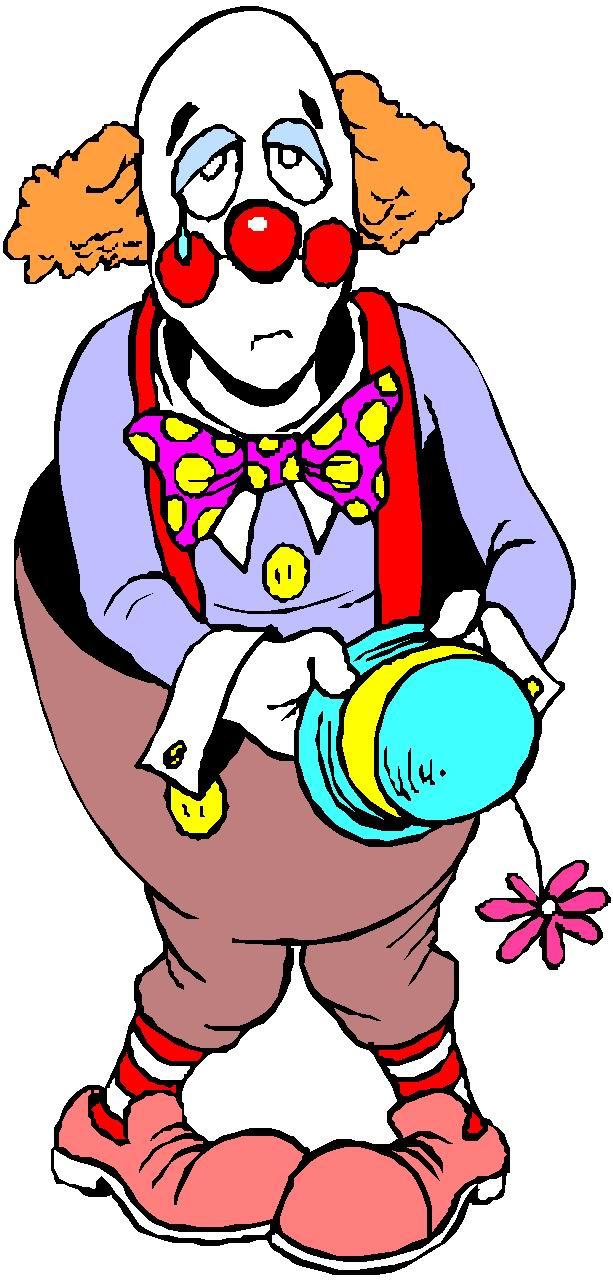 Clowns clip art-Clowns clip art-18