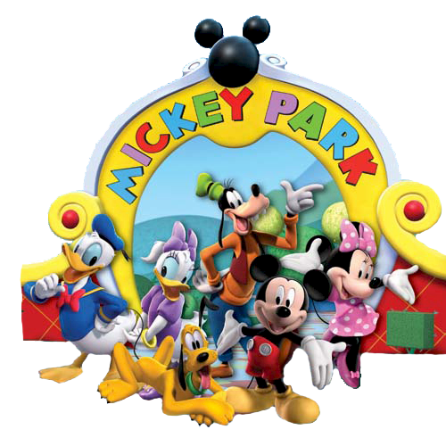 Clubhouse Gear, Mouseka Tools, Mickey Pa-Clubhouse Gear, Mouseka Tools, Mickey Park .-3