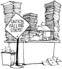 Cluttered Desk-Cluttered Desk-1