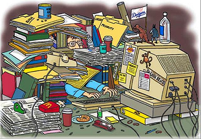 Cluttered Desk-cluttered desk-2