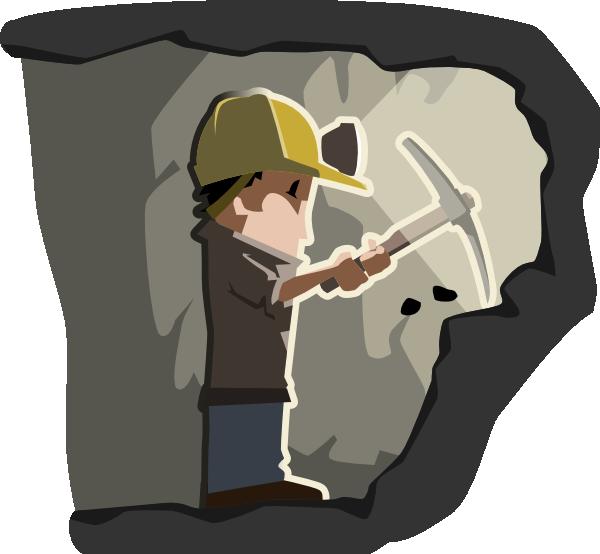 Coal Miner Clip Art At Clker Com Vector -Coal Miner Clip Art At Clker Com Vector Clip Art Online Royalty-3