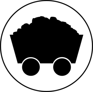 Coal Mining Clipart
