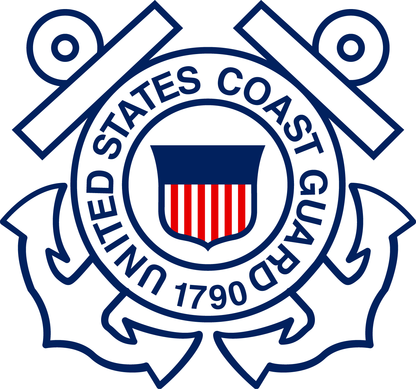 Coast Guard Logo Clipart #1-Coast Guard Logo Clipart #1-1