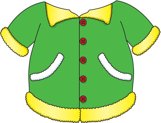 coat clipart