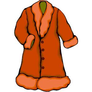 Coat Clip Art