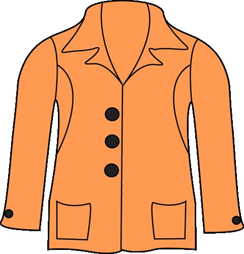 Coat Clip Art - clipartall ...