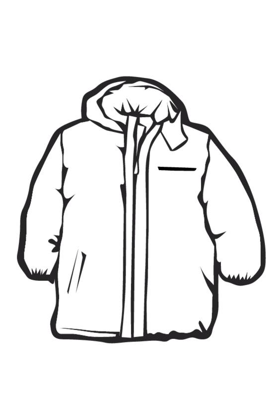 ... Coat Clip Art - clipartall ...