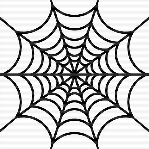 Cobweb clip art halloween clip art spider webs - Clipartix .