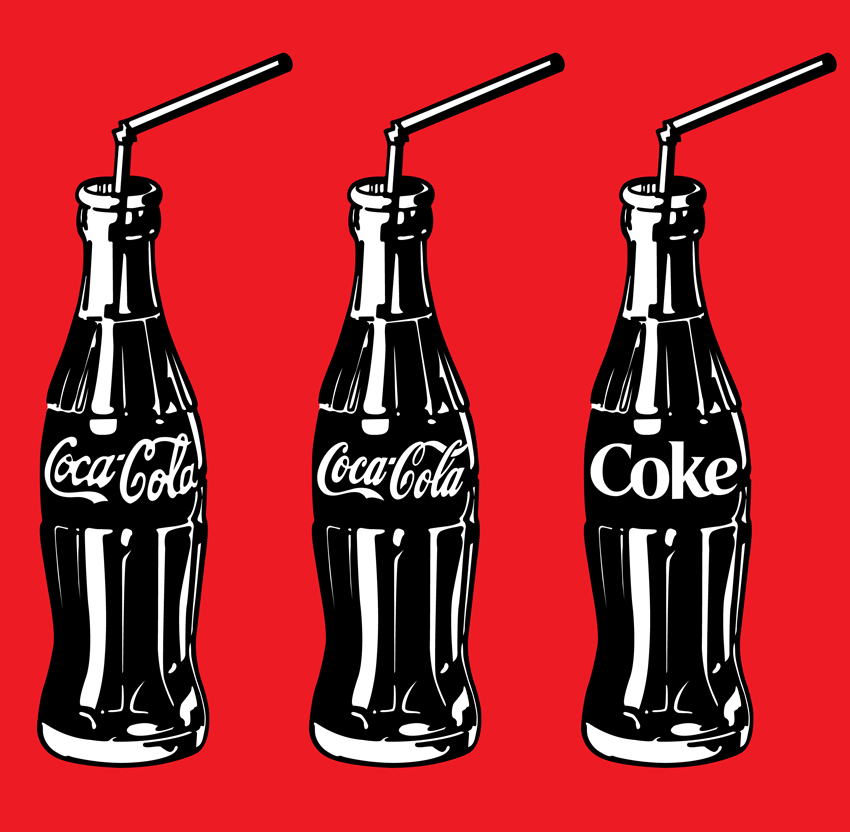 Coca Cola clipart .