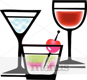 Cocktail Clipart