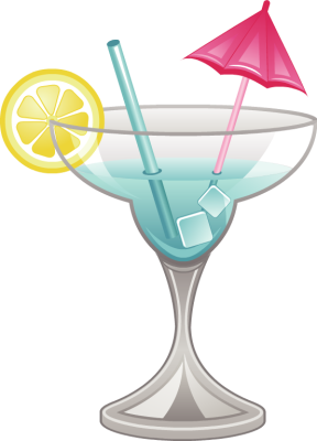 Cocktail cliparts