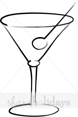 Cocktail Glass Clip Art. Pear Clipart Or-cocktail glass clip art. Pear Clipart Orange With Green .-0