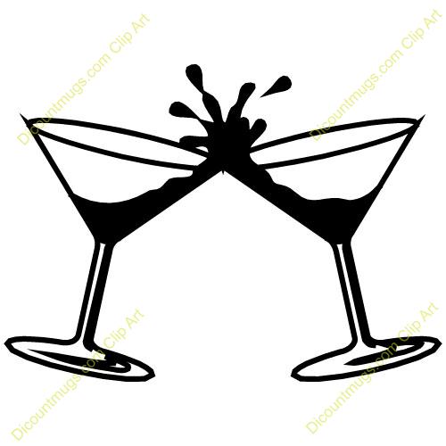 Clipart Martini Glass