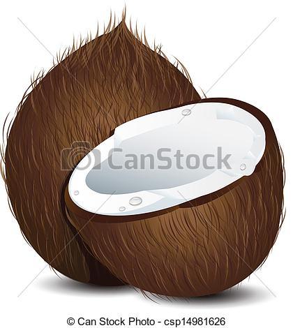Coconut Clip Artby ...-Coconut Clip Artby ...-6
