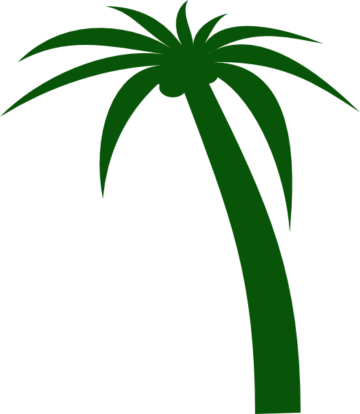 Coconut Tree Clip Art-Coconut Tree Clip Art-6