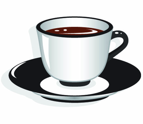Coffee And Tea Logo Clip Arts Vector Clipart Best Clipart Best