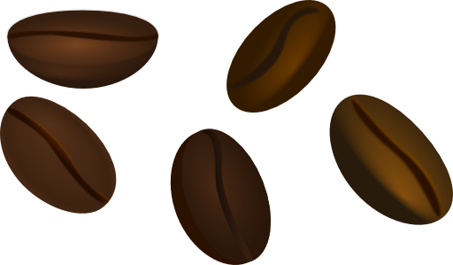 Coffee bean clip art drink clipart