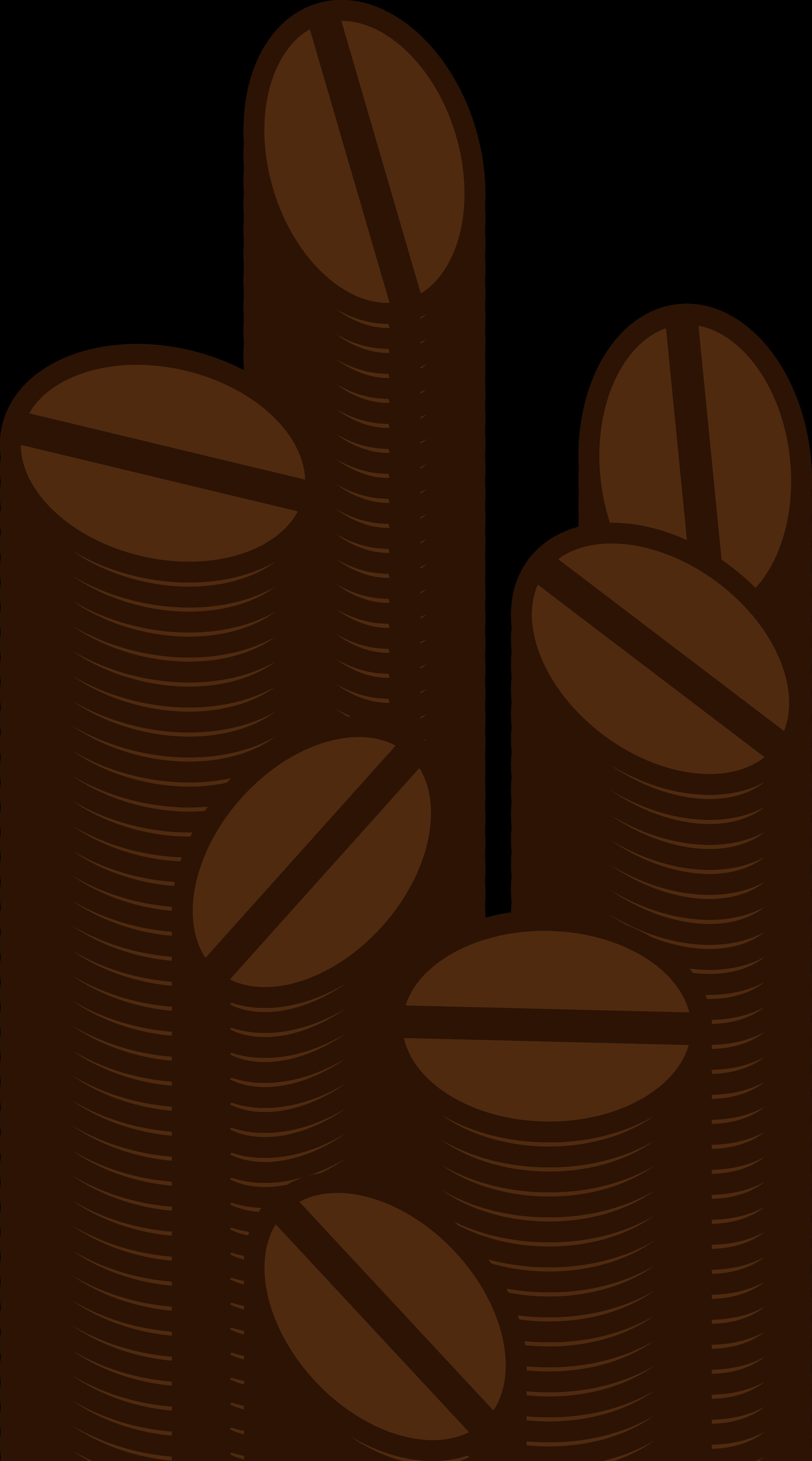 Coffee Clip Art - Coffee Bean Clipart