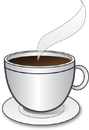 Coffee clip art photo