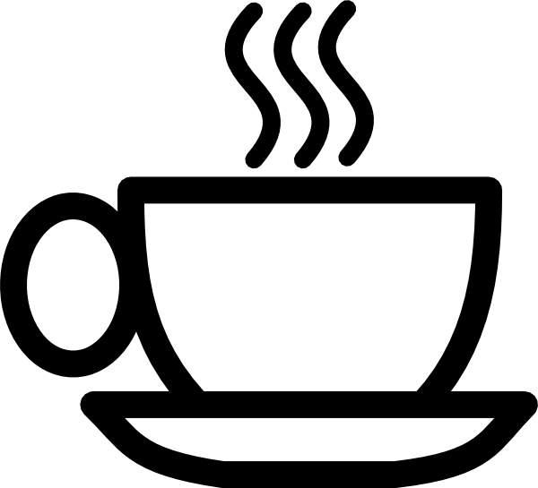 Coffee cup clip art 2