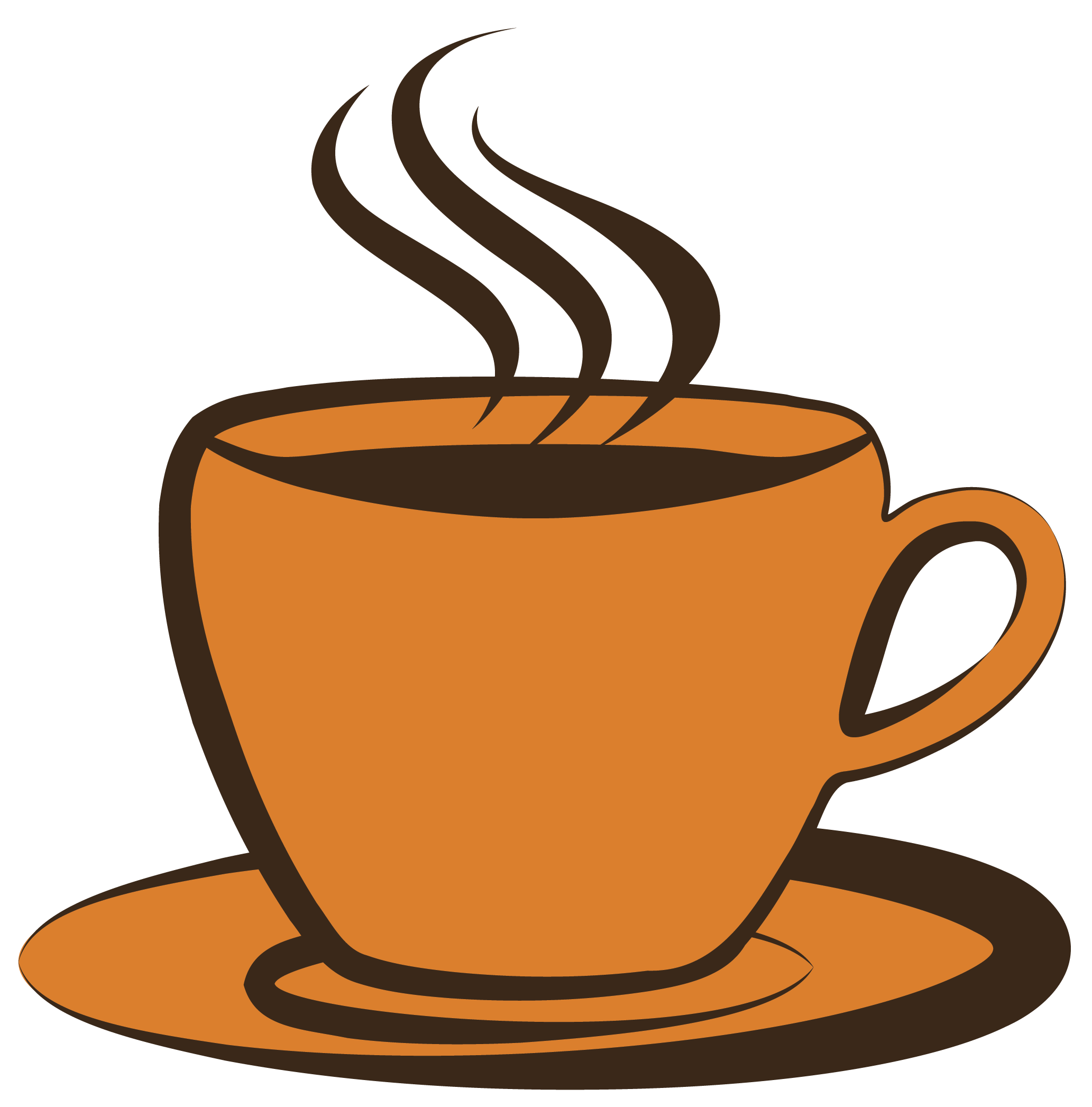 Coffee Cup - Clipart Coffee Cup