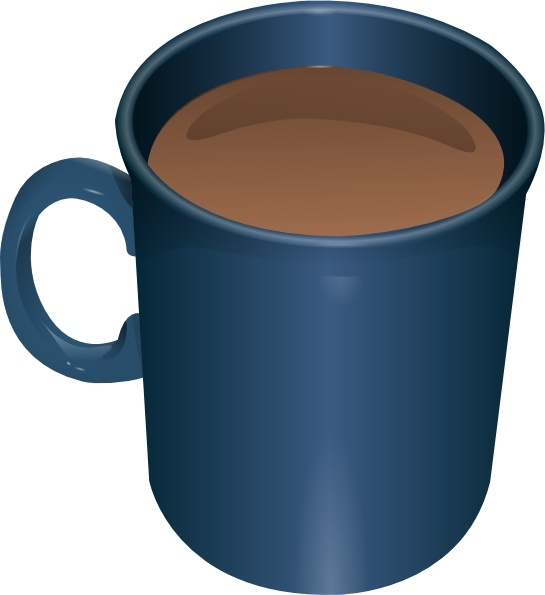 Coffee Mug clip art