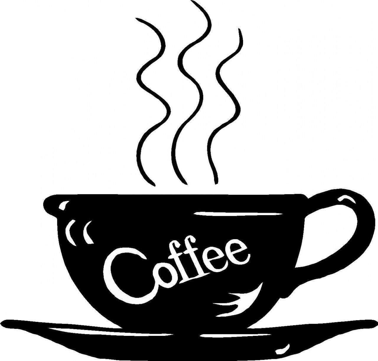 Coffee Pot Clipart Black And White | Clipart Panda - Free Clipart .