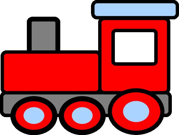 Cohens Birthday Train Clip Art At Clker Com Vector Clip Art Online