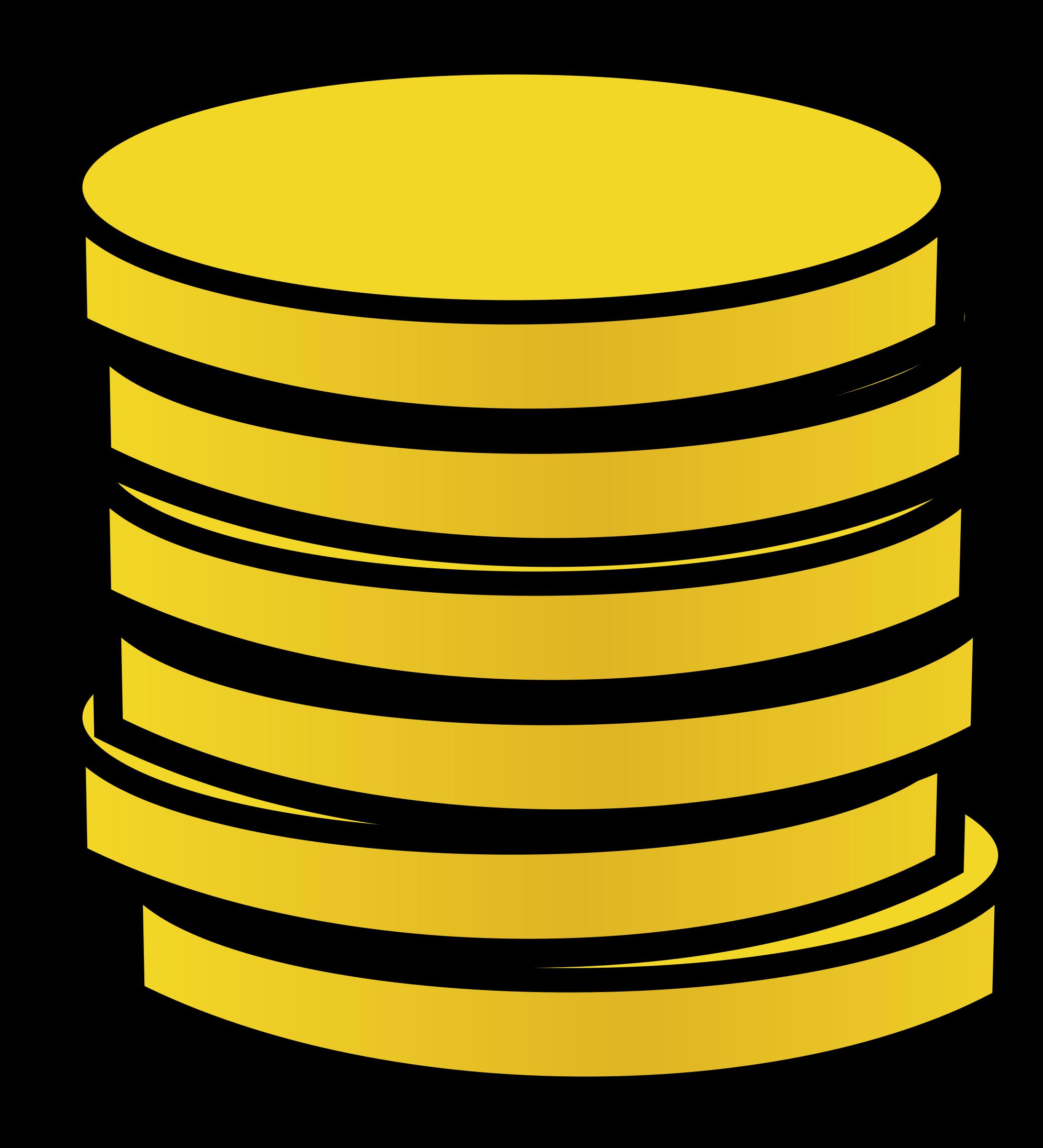 Coin Clip Art-Coin Clip Art-4