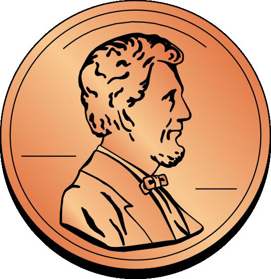 Coin Clip Art-Coin Clip Art-6