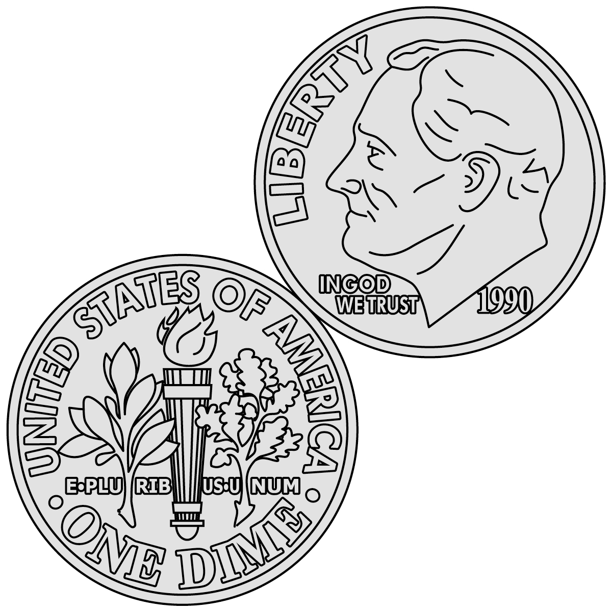 Coin Clip Art Free Downloads .-Coin clip art free downloads .-8