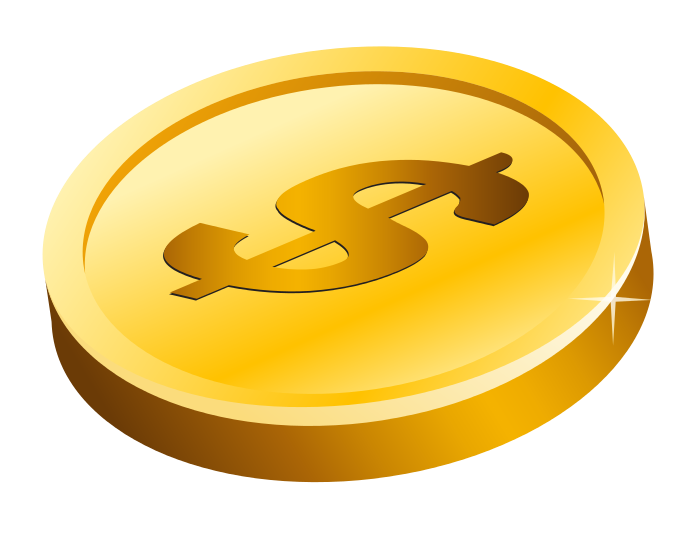 Coins Clip Art Images Free For Commercia-Coins Clip Art Images Free For Commercial Use-14