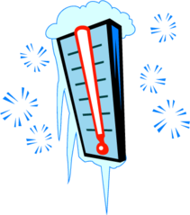 Cold Weather Thermometer Clip Art Clipar-Cold Weather Thermometer Clip Art Clipart Panda Free Clipart-18