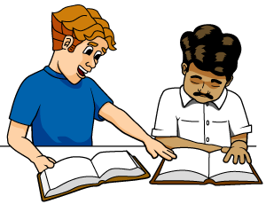 College Student Studying Clipart-college student studying clipart-2