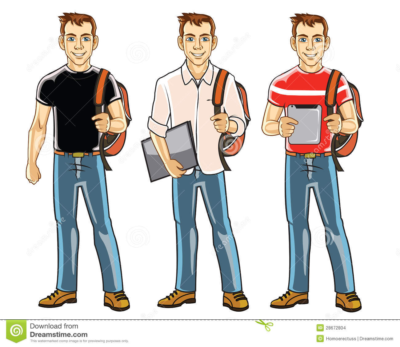 College Student Stock Images Image 28672804