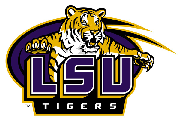 College Team Logos Clip Art | Tigers Sports News Lsu Scrimmages I Felt The  Defense Played Extremely ... | University Logos | Pinterest | Logos, ...