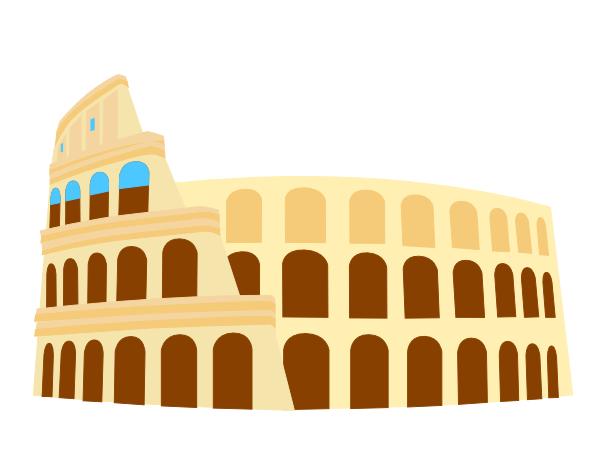 Colliseum Rome Italy Clip Art At Vector -Colliseum Rome Italy Clip Art At Vector Clip Art-2