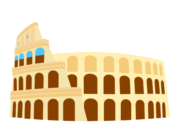 Colliseum Rome Italy Clip Art At Vector -Colliseum Rome Italy Clip Art At Vector Clip Art-9