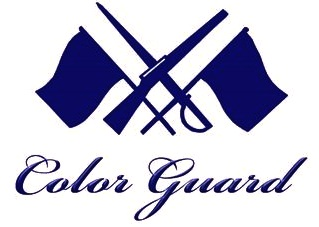 Color Guard Clipart Clipart B - Color Guard Clip Art