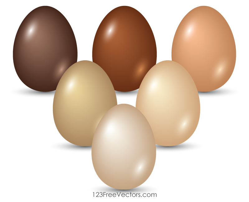 Colored Easter Eggs Clip Art-Colored Easter Eggs Clip Art-3