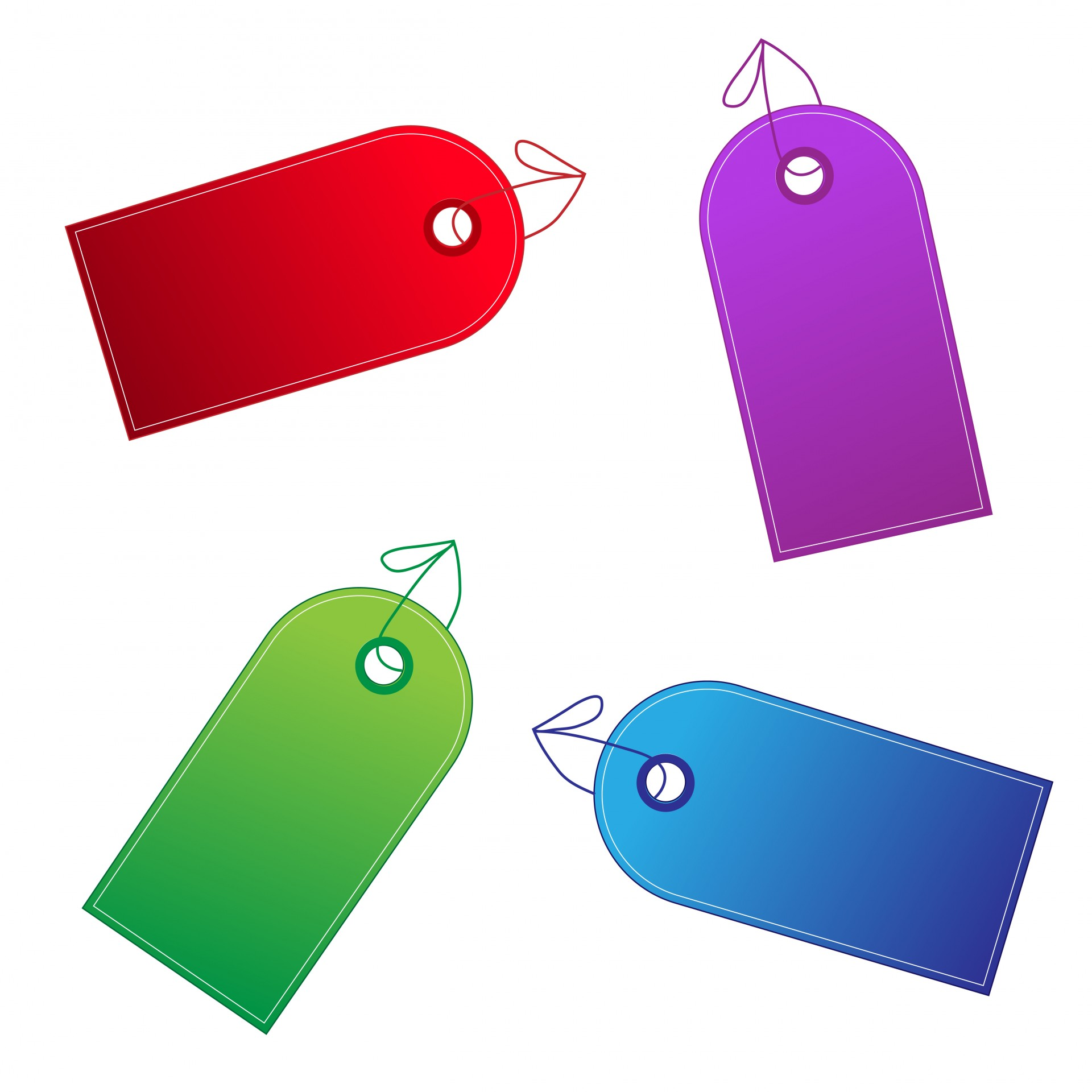 Colorful Designer Gift Tags Colorful Gif-Colorful Designer Gift Tags Colorful Gift Tags ...-11