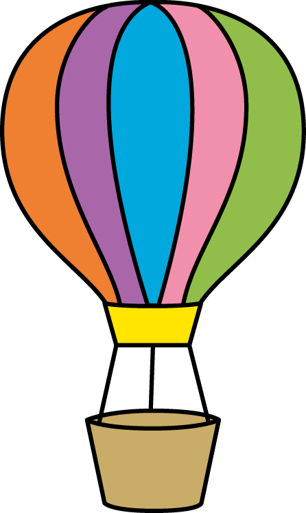 Colorful Hot Air Balloon-Colorful Hot Air Balloon-0