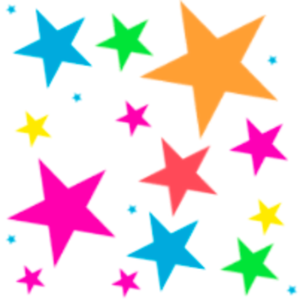 Colorful stars clipart free clipart imag-Colorful stars clipart free clipart images-16