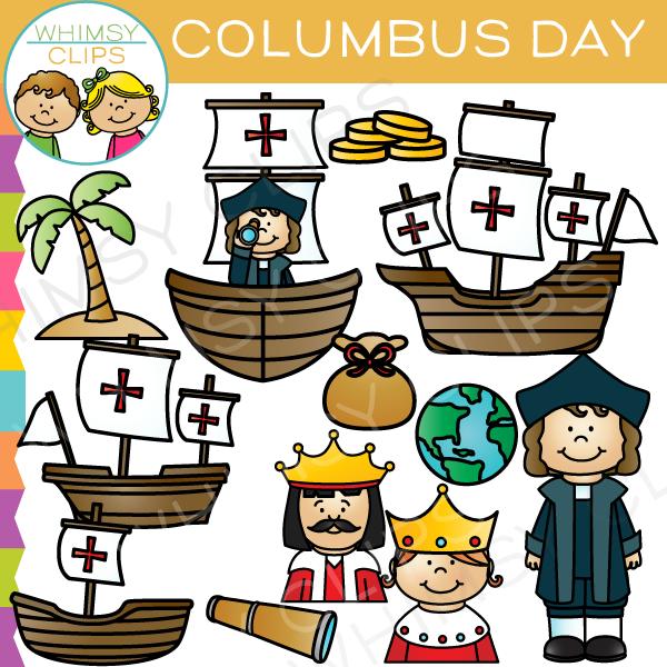 Columbus Day Clip Art-Columbus Day Clip Art-14