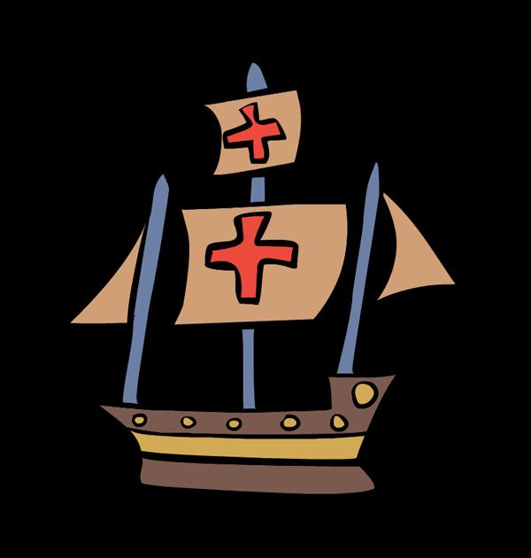 columbus day clipart sail-columbus day clipart sail-16