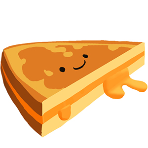 Comfort Food Grilled Cheese: An Adorable-Comfort Food Grilled Cheese: An Adorable Fuzzy Plush to Snurfle and Squeeze!-18