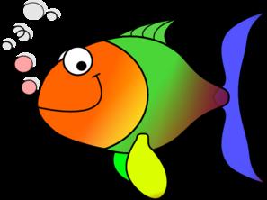 Comic Fish Clip Art-Comic Fish Clip Art-8