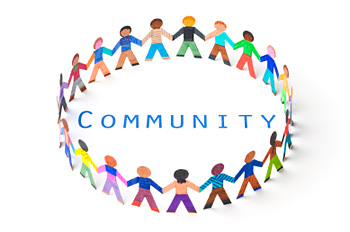 community clipart